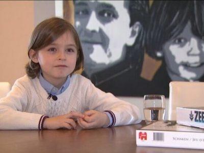 8-річний хлопчик з Бельгії вже закінчив школу та отримав запрошення в університети з усього світу