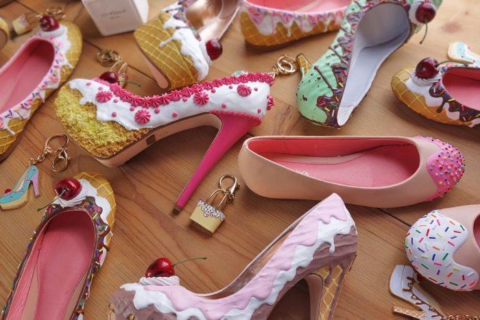 Туфлі, які не відрізнити від десертів: новий тренд у світі моди
