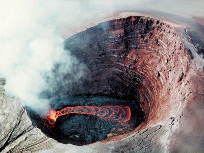 12 впечатляющих фактов о вулкане Килауэа