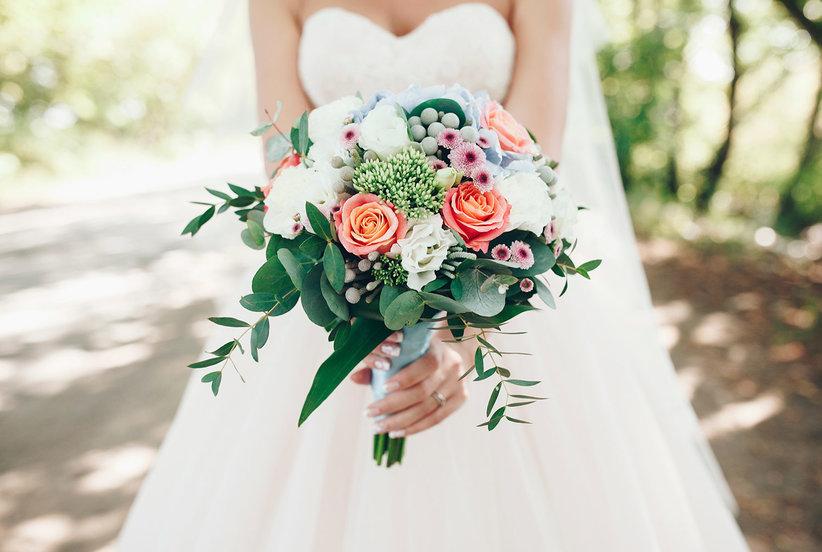 Топ-10 найпопулярніших весільних квітів у світі