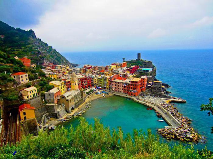 Топ-10 найбільш барвистих міст у світі