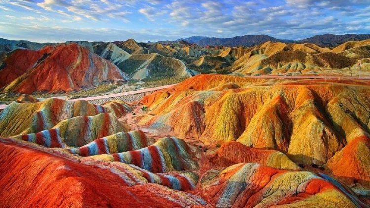 10 космічних пейзажів на Землі