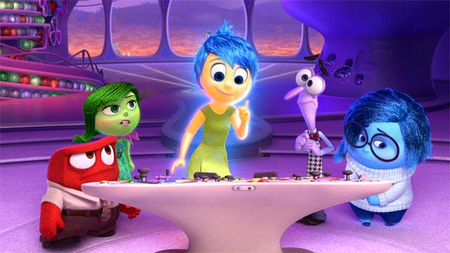 мультики від Pixar