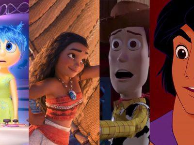 20 найкращих мультфільмів від Disney та Pixar