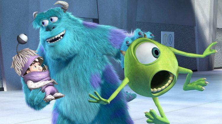 мультфільми Disney / Pixar