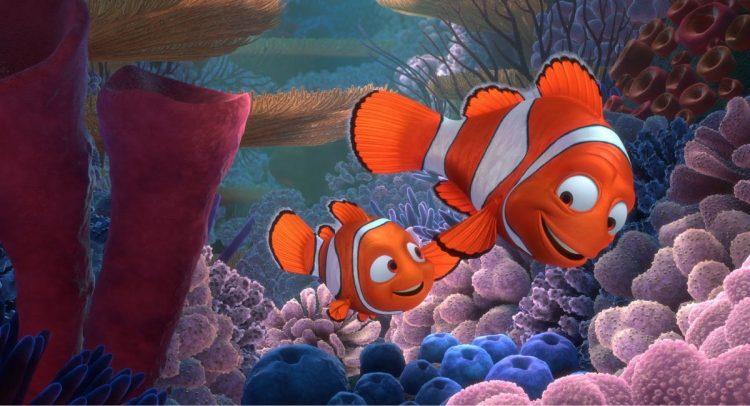 мультики від Disney / Pixar