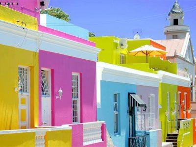 Топ-10 самых красочных городов в мире