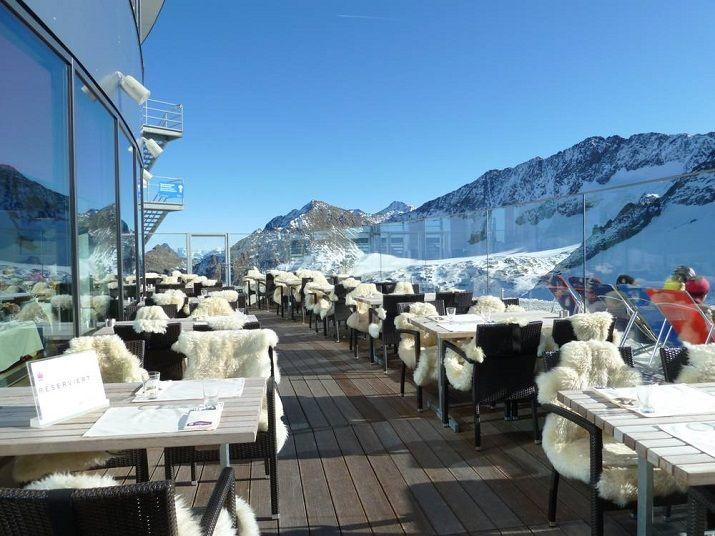 6 найкращих високогірних ресторанів
