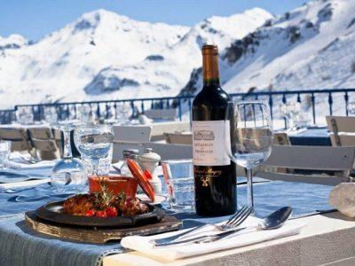 6 найкращих високогірних ресторанів в Європі