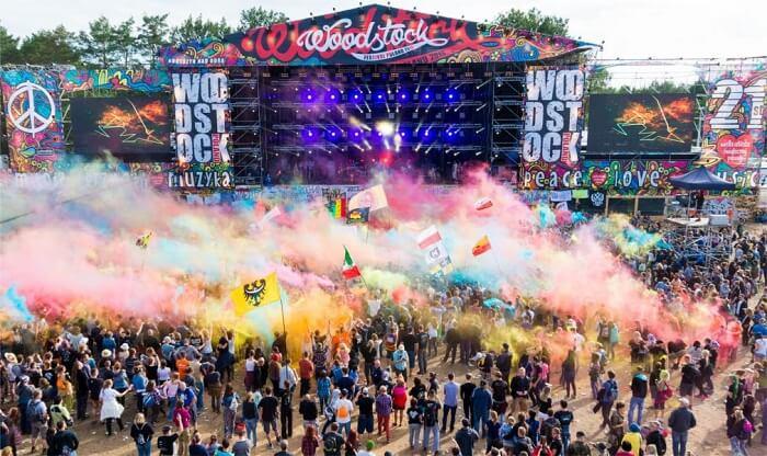 10 дивовижних та колоритних фестивалів світу