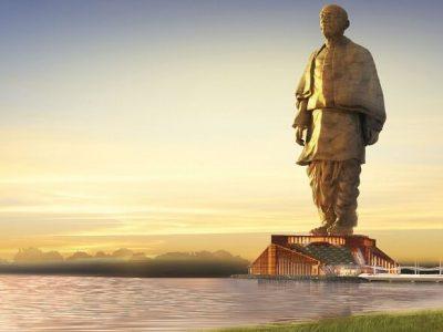 В Індії відбудеться відкриття найвищої статуї в світі