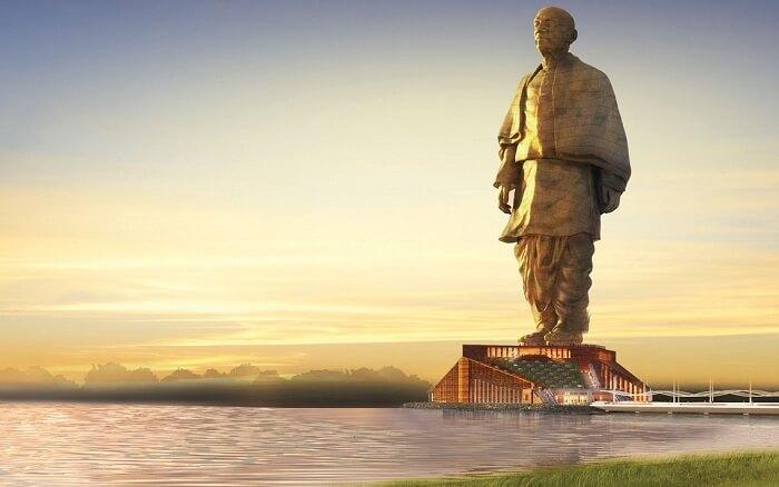 """""""Статуя єдності"""" в Індії"""