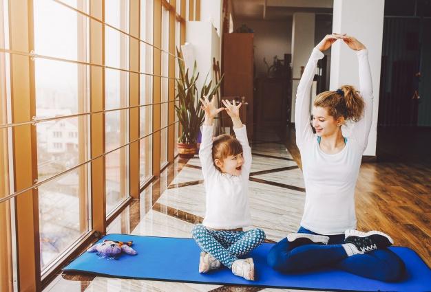 Фітнес в домашніх умовах: топ-10 корисних порад