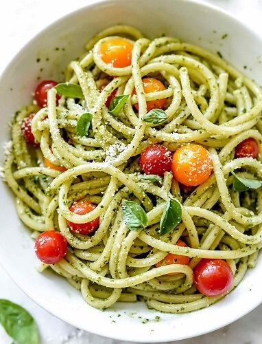 Топ-10 смачних рецептів приготування спагеті