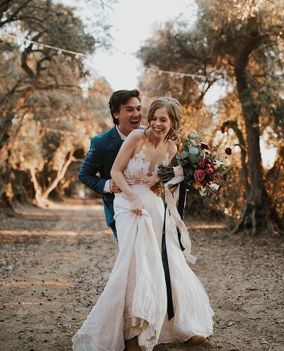 10 пісень для незабутньої весільної церемонії