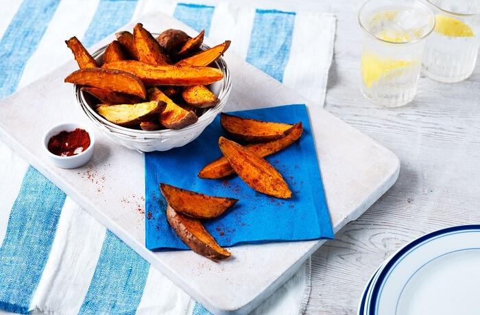смачні та нові рецепти з картоплі