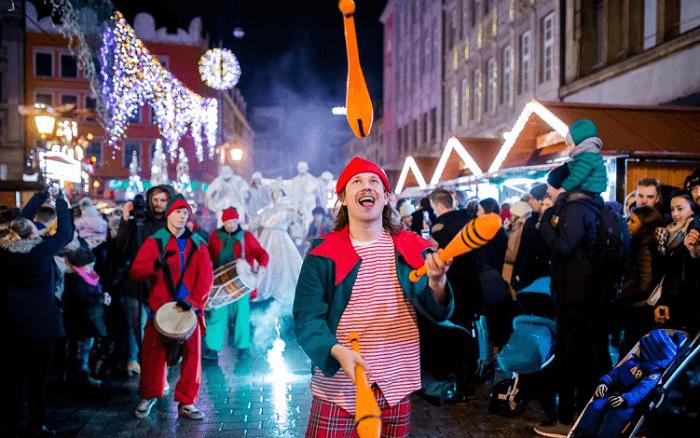 10 найкрасивіших різдвяних ярмарків в усьому світі