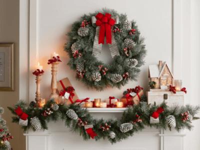 Як прикрасити дім до Нового року: топ-10 ідей