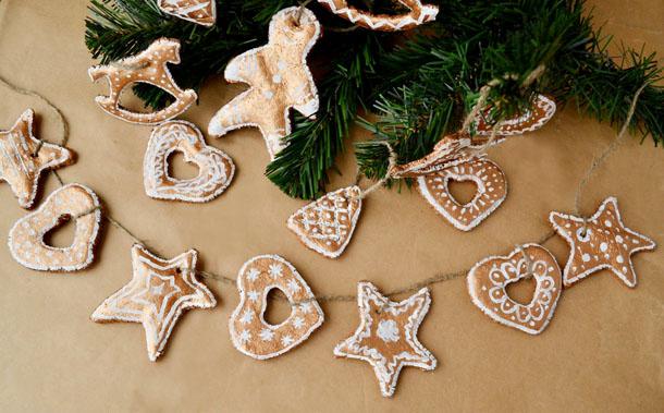 як прикрасити дім на Новий рік солодощами