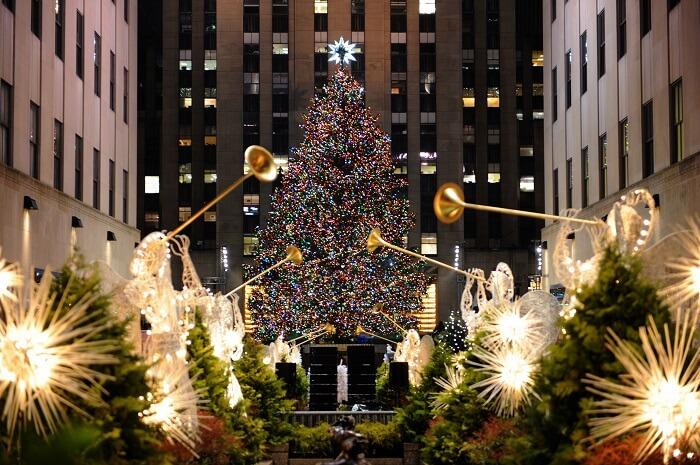 Топ-10 різдвяних ялинок світу