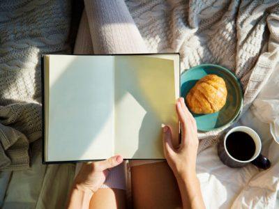 Книга на сніданок: топ-7 книжок для ранкового читання