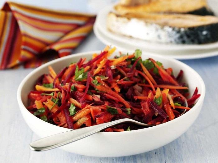 Топ-10 рецептів салатів із буряка