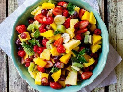 10 рецептов фруктовых салатов, которые перевернут ваше представление о десертах