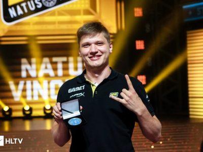 Украинец стал лучшим игроком года с Counter-Strike