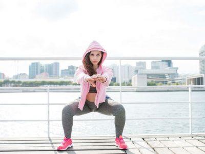 10 эффективных упражнений для людей с сидячей работой