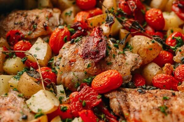 топ-10 рецептів курки у духовці
