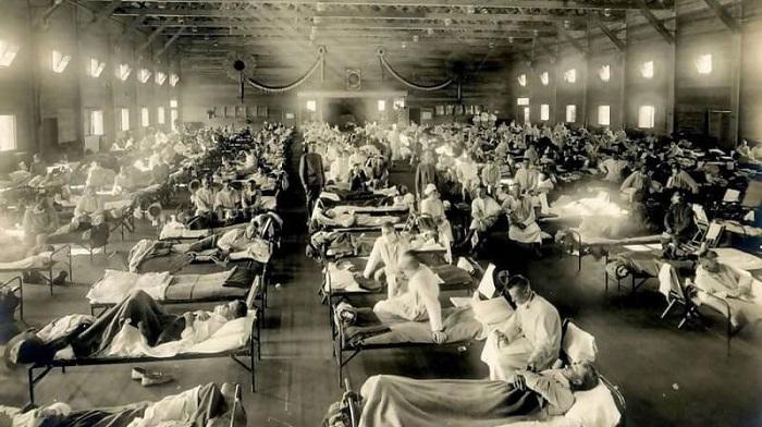 іспанський грип