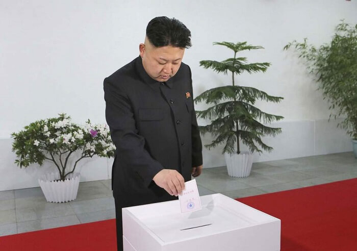 Вибори президента в КНДР