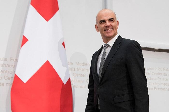 Вибори президента в Швейцарії