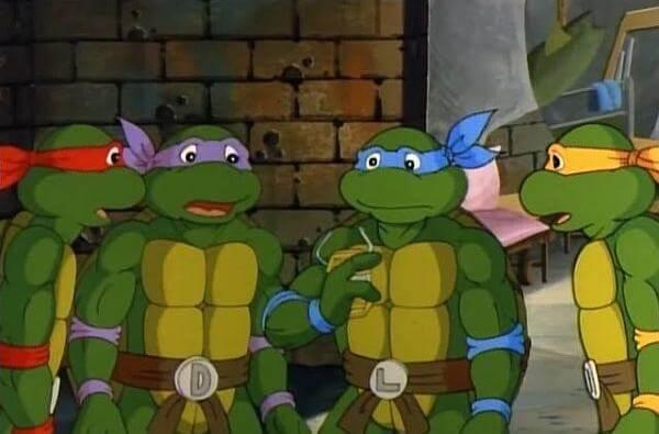 мультсеріали 90-х років