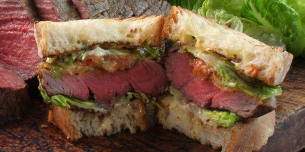 7 неймовірно смачних рецептів гарячих бутербродів