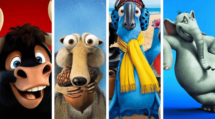 Найкращі мультфільми від Blue Sky Studios
