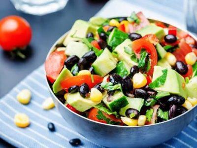 10 нестандартных и оригинальных овощных салатов