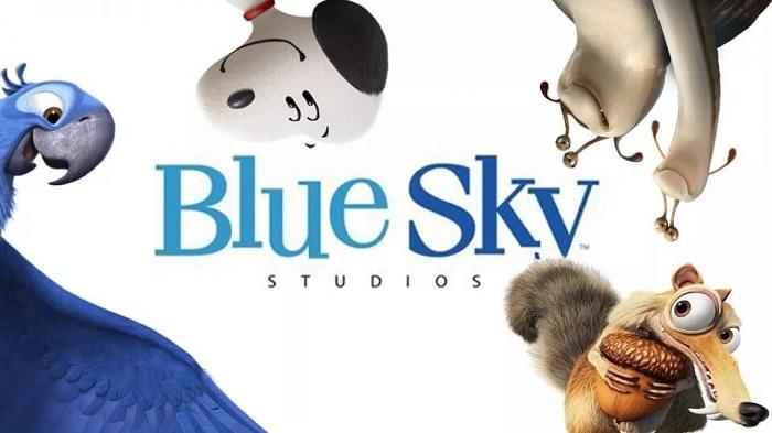 мультфільми від Blue Sky Studios