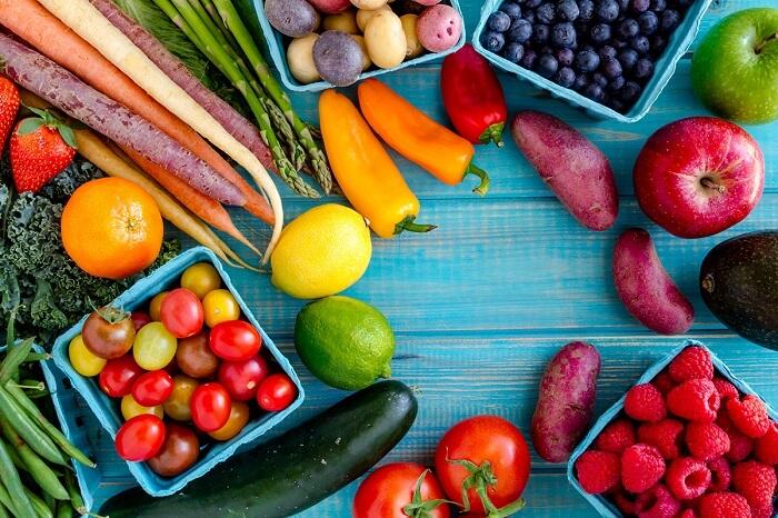 5 принципів здорового харчування
