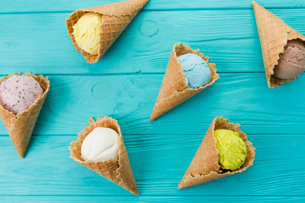 морозиво та характер