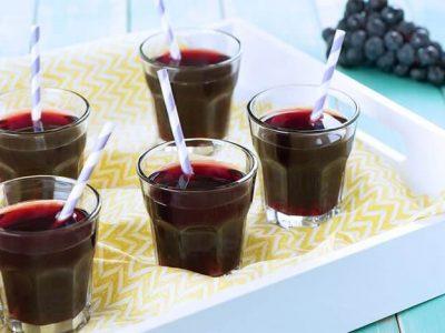 5 смачних рецептів компоту з винограду