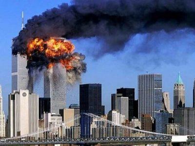 Унікальні фото, на яких Джордж Буш дізнається про теракти 11 вересня