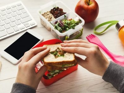 7 рецептів для смачного і ситного обіду в офісі