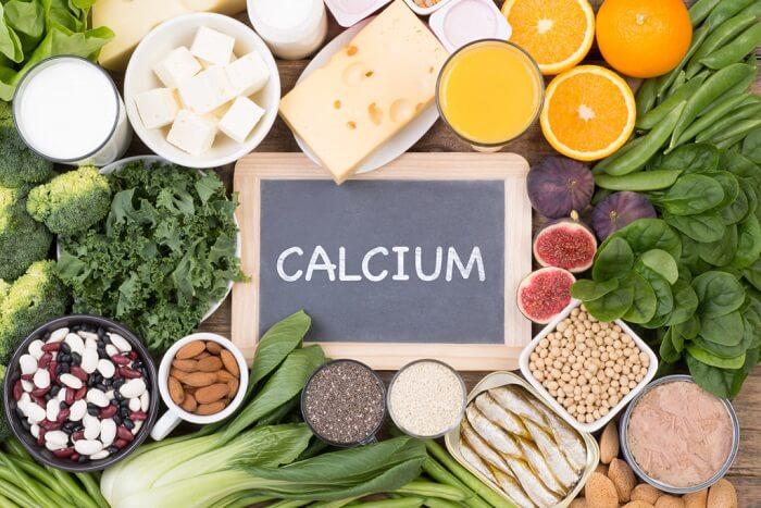 кальцій в продуктах