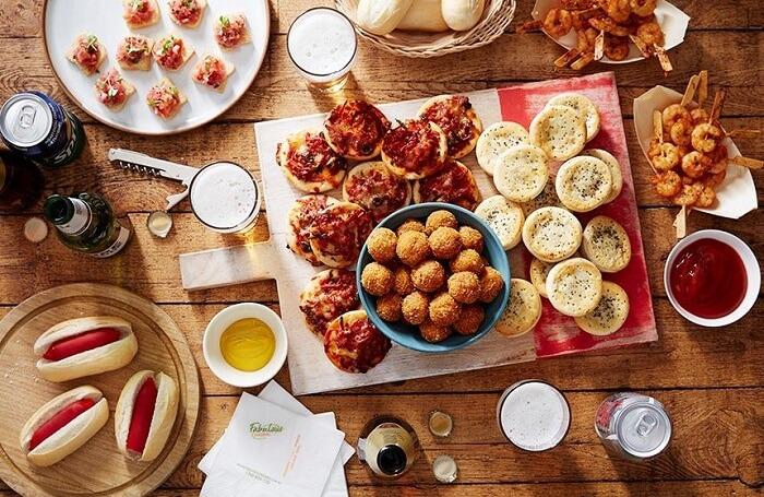 12 смачних закусок для новорічного столу