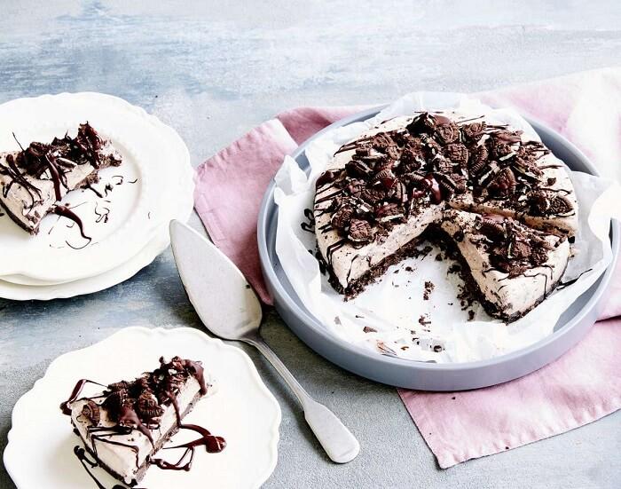 торт без випічки рецепт