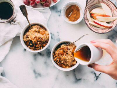6 вкусных и полезных завтраков для похудения