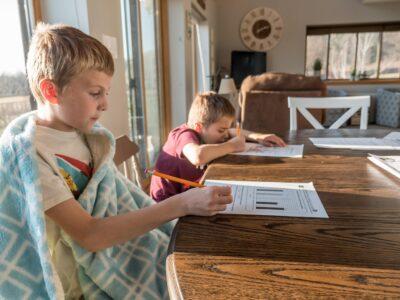Як полегшити навчання вдома за допомогою технологій
