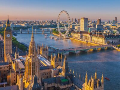 Топ 5 достопримечательностей Лондона