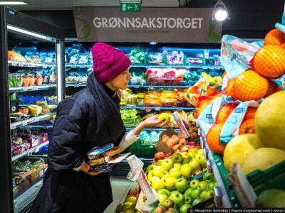 Гід по цінах: Топ 5 країн з найвищою вартістю продуктів